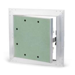 Revisionsklappen für Gipskartonplatten. 13 mm