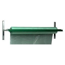 Wandabrollgerät für Folien bis max. 100 cm Breite, demontiert geliefert