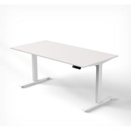 SET : Steh-Sitz Schreibtisch ERGO + ERGO Bürostuhl