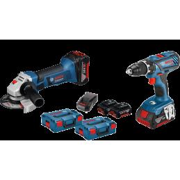 BOSCH 2 Tool Kit 18V
