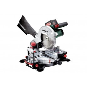 METABO AKKU-SET KAPPSÄGE KS 18 LTX 216