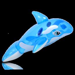 Hecht Kinder-Schwimmwal Blau