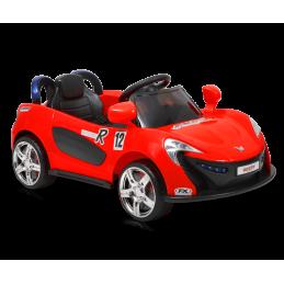 Hecht Kinderauto rot