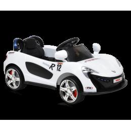 Hecht Kinderauto Weiss