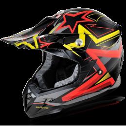 Hecht Motocross-Helm