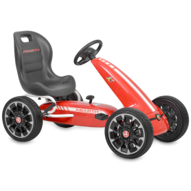 Hecht ABARTH Red Tretkart