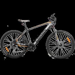 Hecht Grimis E-Bike silver