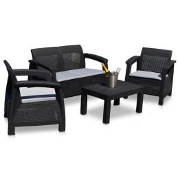 Hecht Panay Set Maxi Loungemöbel