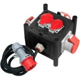 Kompakter Stromverteiler Bsv 3 -Ls/16 Ip 44