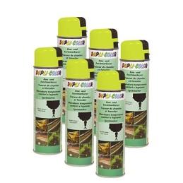 Dupli-Color Markierungsspray Bau und Forst