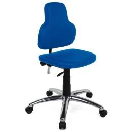 Arbeitsdrehstuhl Mymax blau
