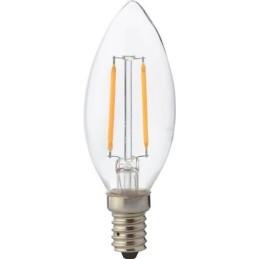 FILAMENT CANDLE-2W-E14-LED Filament / LED Einbauleuchten