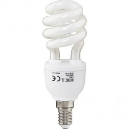 HALF-12W-E14-Downlights / Energiesparlampen