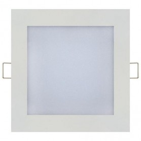 SLIM - Sq-15W-LED Panels / Rahmen