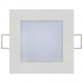 SLIM - Sq-6W-LED Panels / Rahmen
