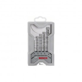 Bosch Betonbohrer CYL-3 Set Silver Percussion