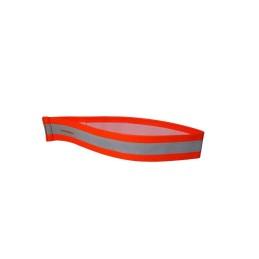Armbinde TRAFIX rot 52cmx4cm geschlossen/ges.