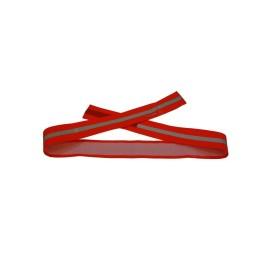 Schultergurt rot m.Klett verschluss 110 cm TP