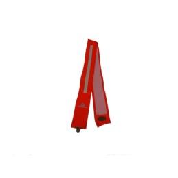 Schultergurt rot m.Steck schloss 140 cm TP