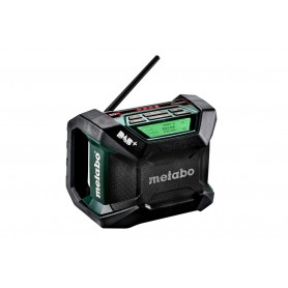 Akku-Baustellenradio Karton