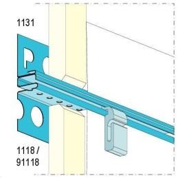 Abschlussprofil TB für 12.5mm GKB