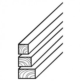 Holzlatten gehobelt HL 100