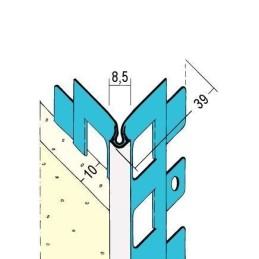 Kantenprofil Innen- & Aussenputz ab 10mm Putzdicke