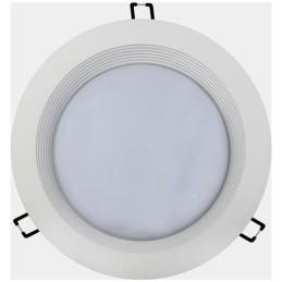 AMANDA-25W-Chrom-LED Strahler