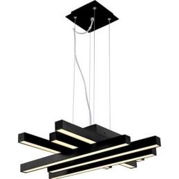 ASFOR-50W-Schwarz-LED Hängeleuchten