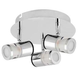 ASSOS-4000 K-3 x 5W-LED Deckenleuchten