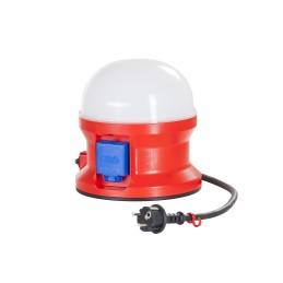 BALL - LED BAUSTRAHLER - Arbeitsleuchte-5000 K-LED Strahler