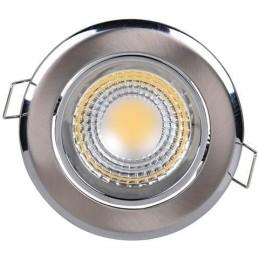 BALM-3W-Mat Chrom-LED Strahler