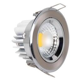 BALM-5W-Mat Chrom-LED Strahler