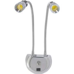 FLORIA-6W-4000 K-Bild / Spiegel Lampen