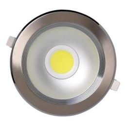 HELEN-20W-Mat Chrom-20W-LED Strahler / LED Solarleuchten