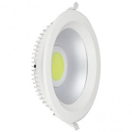 HELEN-30W-Chrom-30W-LED Strahler / LED Solarleuchten