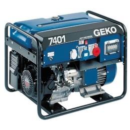 Stromerzeuger Asynchron, 230V/400V, 5.5Kva/6.58Kva, Mit Elektrostart, Anlaufverstärkung Abschaltbar