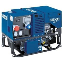 Stromerzeuger Synchron, 230V/400V, 11.0Kva/13.4Kva, Schallgedämpft, Elektrostart