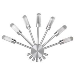HL 667L-7x1W-LED Strahler / LED Solarleuchten