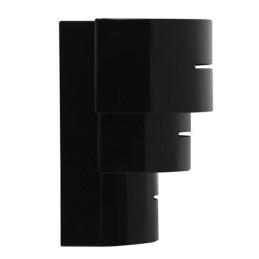MENGEN-40W-Schwarz-E14-Leuchtstoffröhren / Stehleuchten