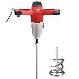 Flex-Tools 1010 Watt 2-Gang-Rührer mit Gasgebeschalter