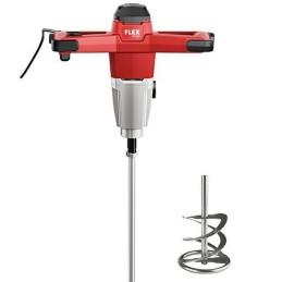 Flex-Tools 1200 Watt 2-Gang-Rührer mit 3-Stufen Drehzahlschalter