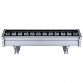 REGAL-12W-Rot-LED Strassenleuchten / LED Wandfluter