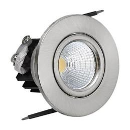 SARA-Chrom-3W-LED Strahler / LED Solarleuchten