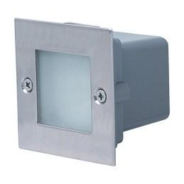 SILVER-0.9W-LED Inground / Einbautyp Lampen