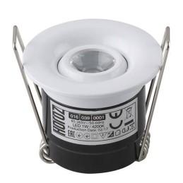 SILVIA-Weiss-1W-LED Strahler / LED Solarleuchten
