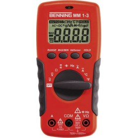Benning MM 1-3 Hand-Multimeter digital