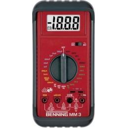 Benning MM 3 Hand-Multimeter digital