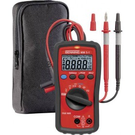 Benning MM 5-1 Hand-Multimeter digital
