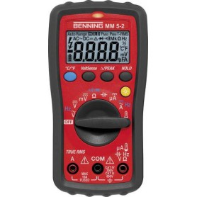 Benning MM 5-2 Hand-Multimeter digital